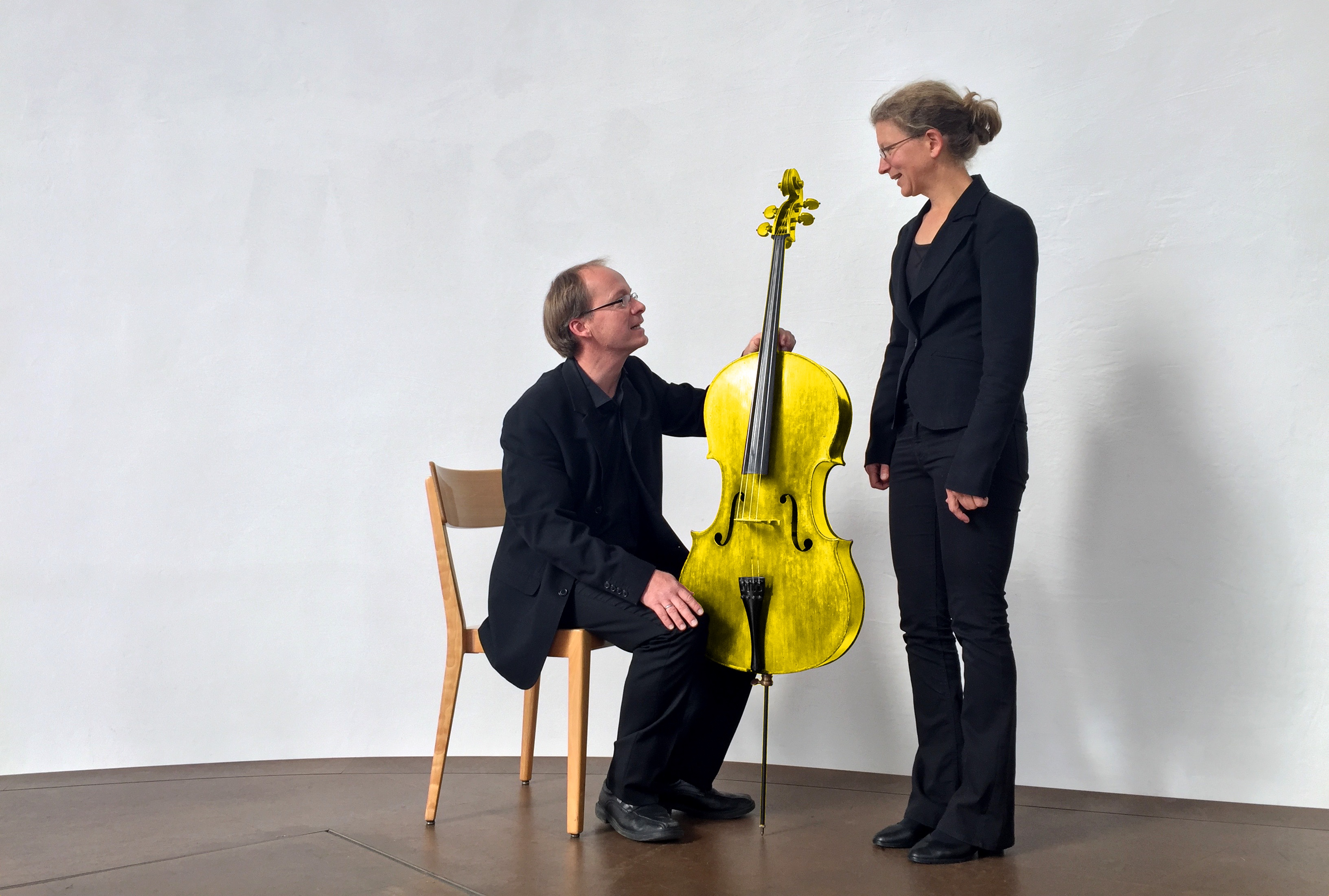Yellow Cello